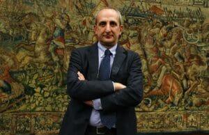 Giorgio Van Straten, presidente della Fondazione Alinari