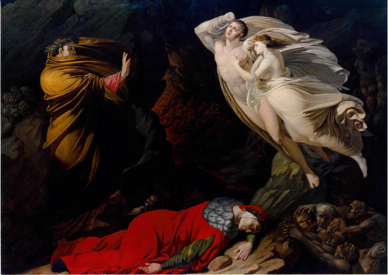 Paolo e Francesca di Nicola Monti