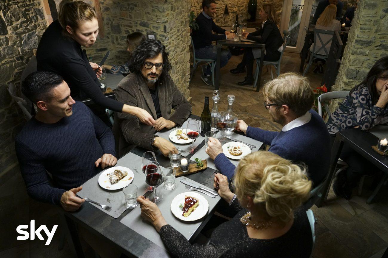 La puntata di 4 Ristoranti di Alessandro Borghese in Lunigiana