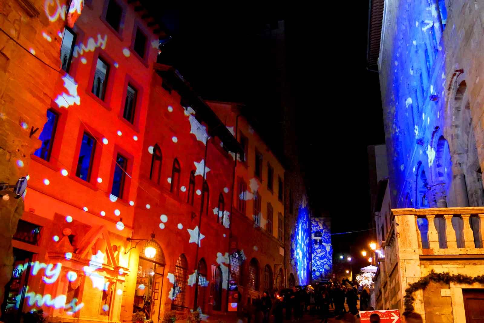 Dalla pista sul ghiaccio al villaggio tirolese, Arezzo è la città del Natale - intoscana