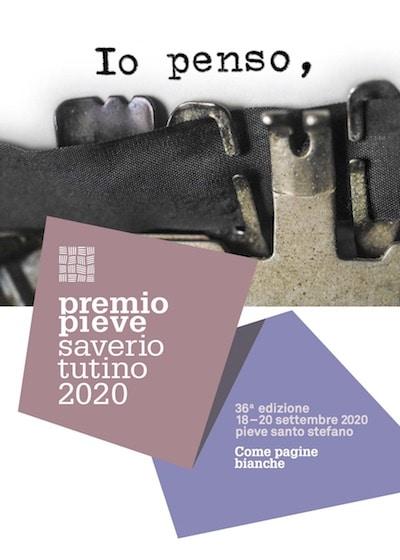 Premio Pieve Saverio Tutino 2020