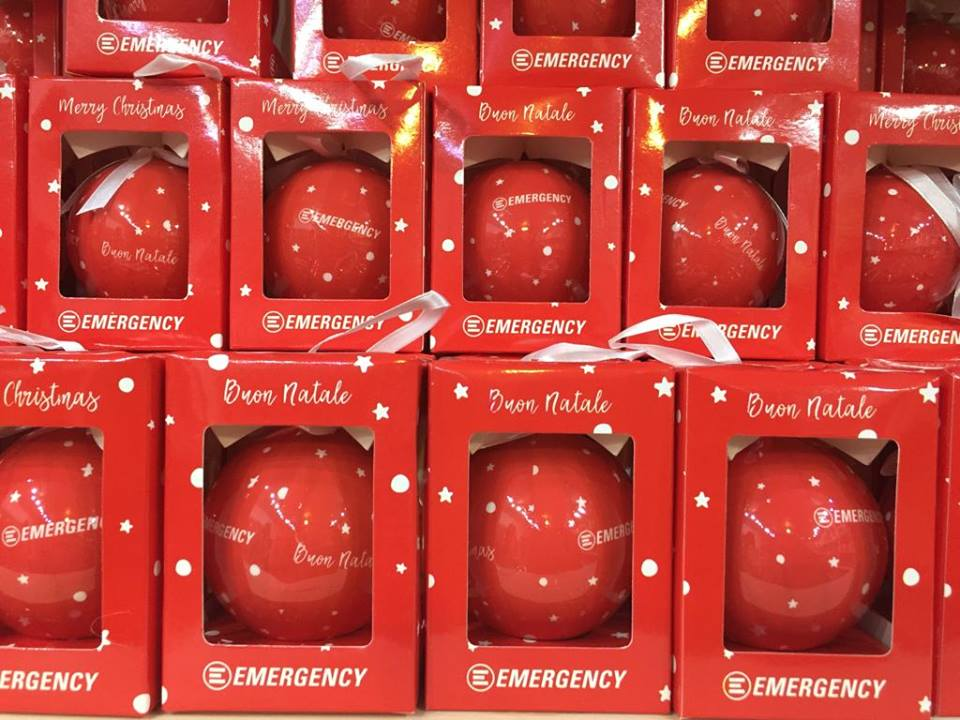 Emergency Regali Di Natale.Natale Con Emergency Cosi Le Mine Diventano Gioielli Intoscana