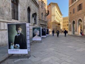 """A Siena la mostra """"Non potevamo immaginare l'inimmaginabile"""""""