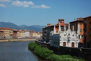 Il Lungarno di Pisa