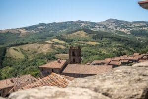 Il borgo di Santa Fiora